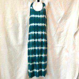 Soprano Tie-Dye Racer Back Sundress - Medium